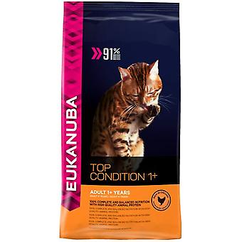 Eukanuba Adult Chicken & Liver (Cats , Cat Food , Dry Food)