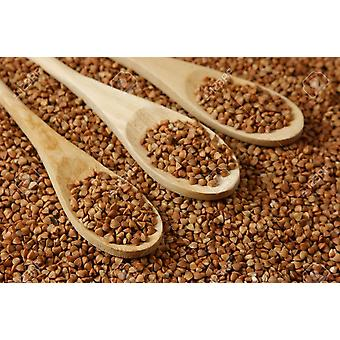 Buckwheat Grits - White Medium -( 22lb )