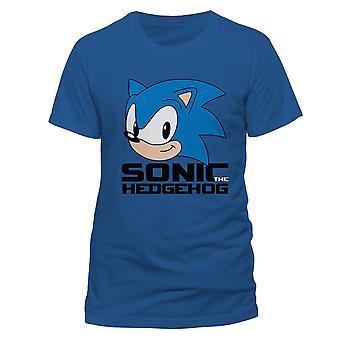 SONIC pindsvint t-shirt Unisex
