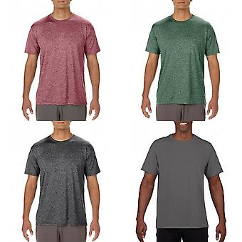 Гилдан Mens производительность ядра короткий рукав футболки