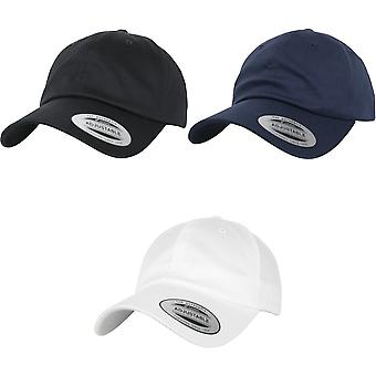 Flexfit By Yupoong Low Profile Organic Cotton Cap