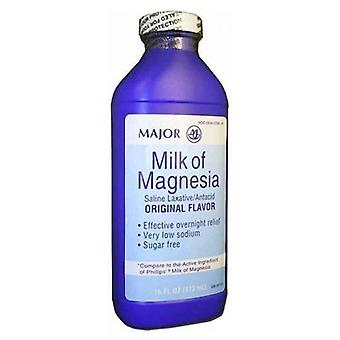 Major milk of magnesia, 16 oz