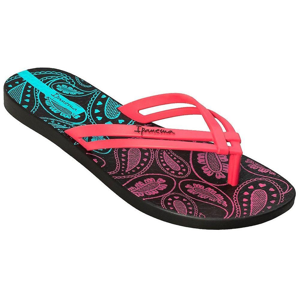 Ipanema Mais Tiras Print Fem 2606422883 uniwersalne letnie buty damskie Mi1wG