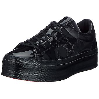 Converse Womens One Star Low Top Lace Up Fashion Sneakers