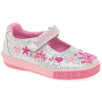 Lelli Kelly Tiara Dolly Girls Infant Canvas Shoes