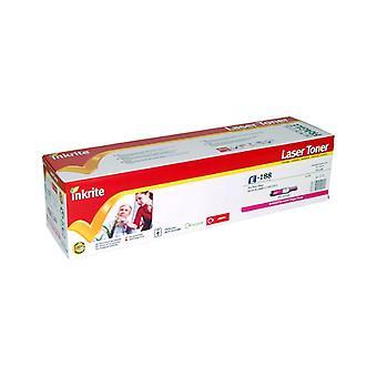 Inkrite Laser Toner Cartridge compatibel is met Epson AcuLaser C1100 Magenta