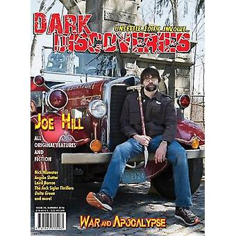 Dark Discoveries  Issue 35 by Hill & Joe