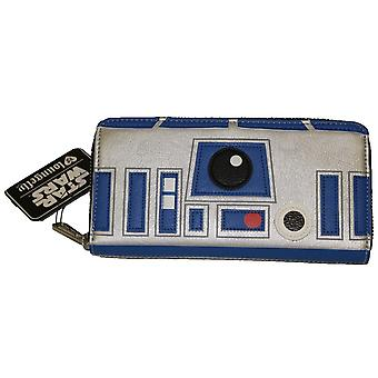 Loungefly Star Wars R2-D2/bb8 Double Sided Wallet