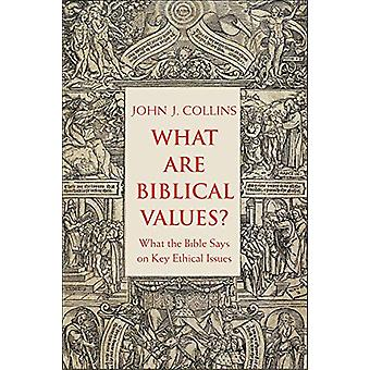 What Are Biblical Values? - What the Bible Says on Key Ethical Issues