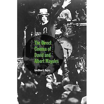 El cine directo de David y Albert Maysles de Jonathan B. Vogels -