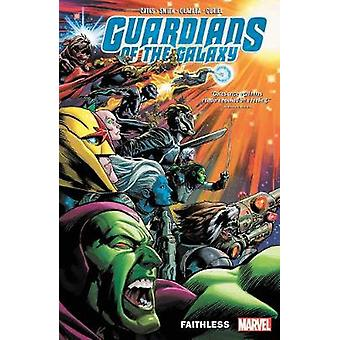 Guardians Of The Galaxy By Donny Cates Vol. 2 - Faithless by Donny Cat