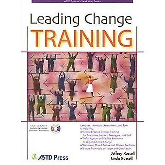 Leader Change Training by Jeffrey Russell - 9781562863197 Book