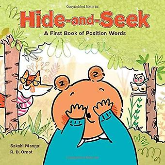 Hide-and-seek - A First Book of Position Words by Sakshi Mangal - 9781