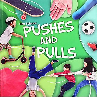 Pushes and Pulls by Steffi Cavell-Clarke - 9781789980097 Book