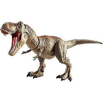 Jurassic World GCT91 Bite N Fight Tyrannosaurus Rex Scale Toy