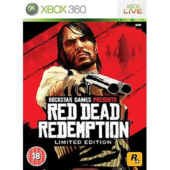 Red Dead Redemption Limited Edition (Xbox 360)-nytt