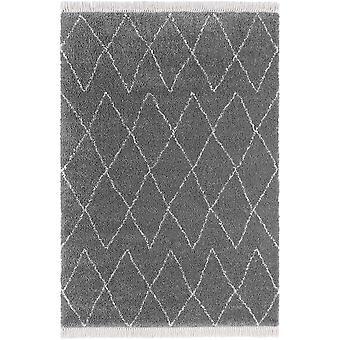 Desire 104401 Jade Dark Grey  Rectangle Rugs Modern Rugs