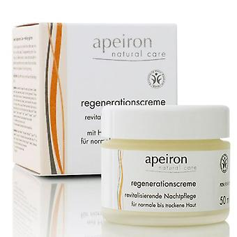Apeiron Revitalizing Night Cream 50 ml