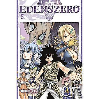 Edens Zero 5 By Hiro Mashima - 9781632367884 Kirja