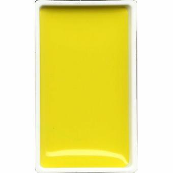 ZIG Kuretake : Gansai Tambi Akwarela pojedyncza patelnia żółty nr 40
