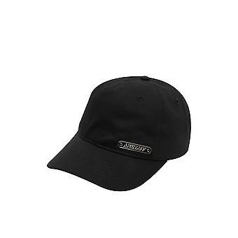 Amstaff Herren Snapback Caps Fino schwarz Verstellbar
