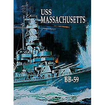 USS Massachusetts by Turner Publishing - 9781681624310 Book