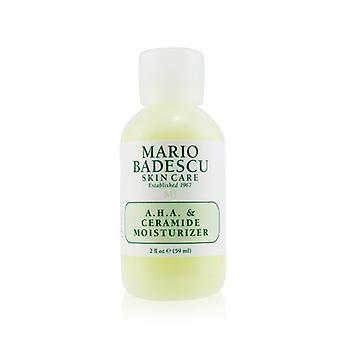 Mario Badescu A.H.A & Ceramide idratante - per la combinazione / pelle grassa tipi ml 59 / 2oz
