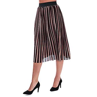 Women's Only Sway Stripe Rok in Paars