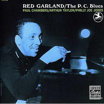 Guirlande rouge - importer des USA C.P. Blues [CD]