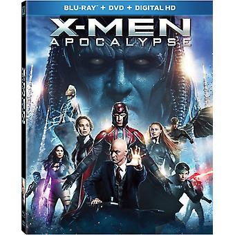 X-Men: Apocalypse [Blu-ray] USA import