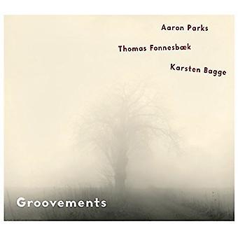 Parks / Fonnesbaek / Bagge - Groovements [CD] USA import