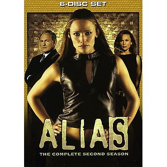 Alias - Alias: Staffel 2 [DVD] USA import