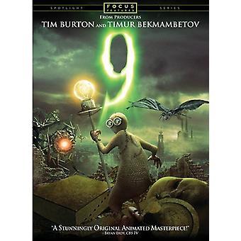 9 [DVD] USA import