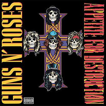 Guns N' Roses - Appetite for Destruction [Vinyl] USA import