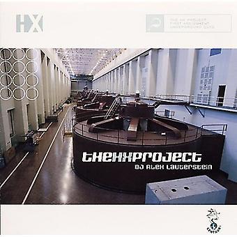 Hx Project - Hx Project [CD] USA import