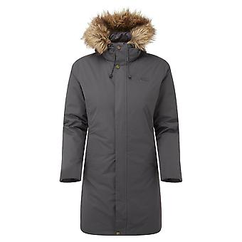 North Ridge Women's Fahrenheit Down Parka Dark Grey