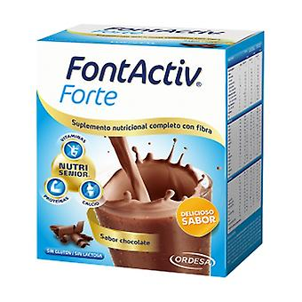 Fontactiv Forte Chocolate 14 packets