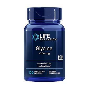 Glycine 100 capsules