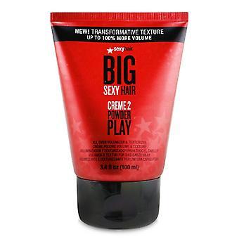 Big Sexy Hair Creme 2 Powder Play - 100ml/3.4oz