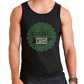 Mountain Dew Tennessee alkuperäiset miehet ' s Vest