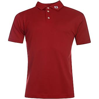 Footjoy Solid Polo Shirt Hommes