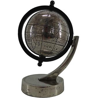 Deco4yourhome Globe Old Metal
