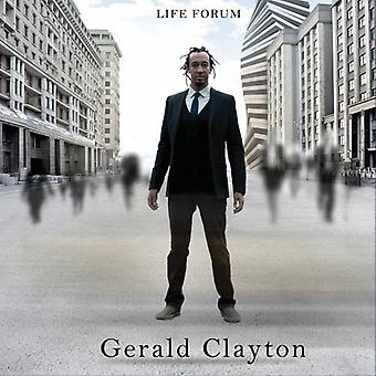 Gerald Clayton - importation USA vie Forum [CD]
