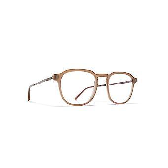 Mykita Pal C5 Taupe-Shiny Graphite Glasses