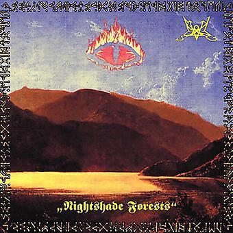 Summoning - Nightshade Forests [CD] USA import