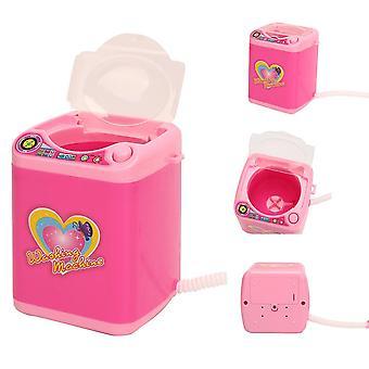 Mini Makeup Brush Cleaning Electric Washing Machine, Kids