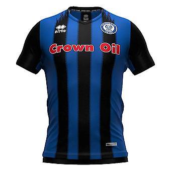 2020-2021 Rochdale Errea Home Football Shirt