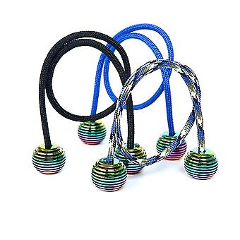 Anti-stress Mini Begleri Metal Fidget,  Multicolor Stress Relief, Sensory