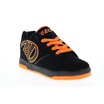 Heelys Propel 2.0  Big Kids Black Synthetic Lifestyle Sneakers Shoes