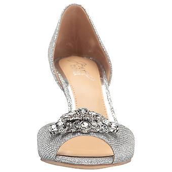 Jewel Badgley Mischka naisten Hays mekko sandaalit